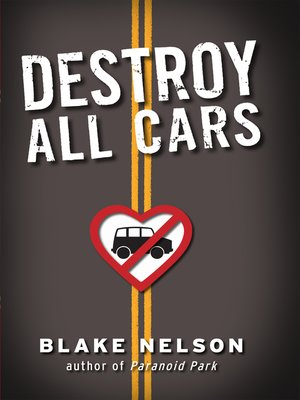 cover image of Destroy All Cars