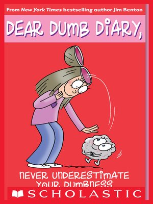 cover image of Never Underestimate Your Dumbness