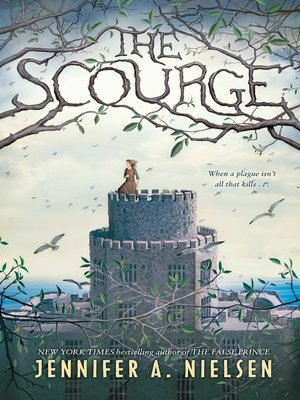 cover image of The Scourge