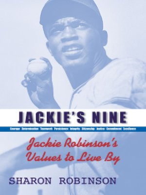 cover image of Jackie's 9