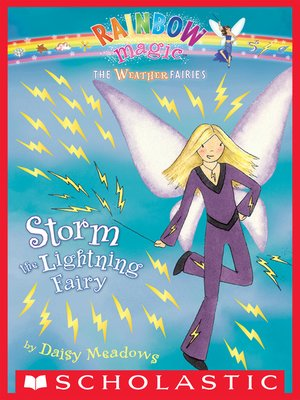 cover image of Storm the Lightning Fairy