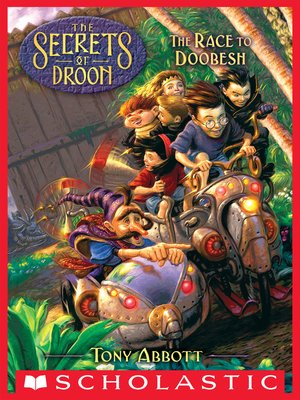 cover image of The Race to Doobesh