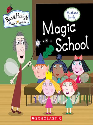 cover image of Magic School