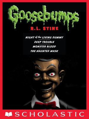 cover image of Classic Goosebumps Collection, Books 1-4
