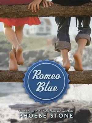 cover image of Romeo Blue