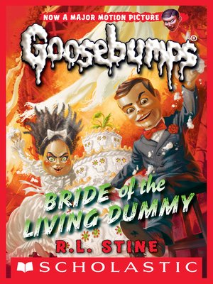 cover image of Bride of the Living Dummy