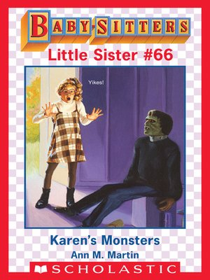 cover image of Karen's Monsters