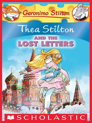 cover image of Thea Stilton and the Lost Letters