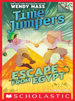 cover image of Escape from Egypt