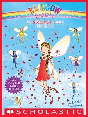 cover image of Rainbow Magic Collection