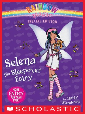 cover image of Selena the Sleepover Fairy