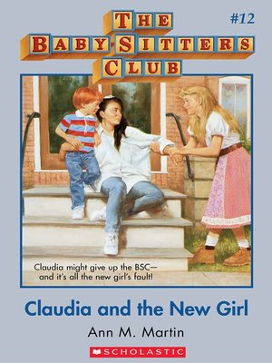 cover image of Claudia and the New Girl