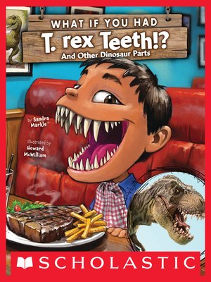 cover image of What If You Had T. Rex Teeth?