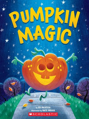 cover image of Pumpkin Magic