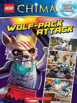 cover image of Wolf-Pack Attack!