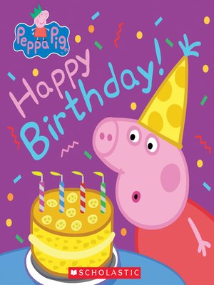 cover image of Happy Birthday!