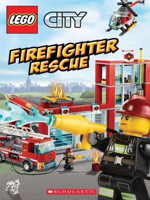 cover image of Firefighter Rescue