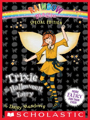 cover image of Trixie the Halloween Fairy