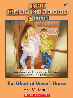 cover image of The Ghost at Dawn's House
