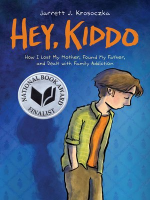 cover image of Hey, Kiddo