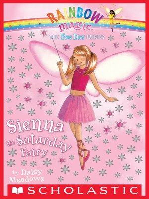 cover image of Sienna the Saturday Fairy
