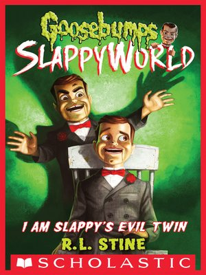 cover image of I Am Slappy's Evil Twin