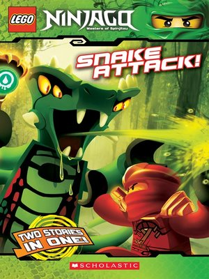 cover image of Snake Attack!
