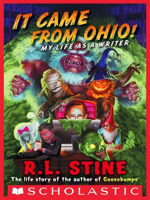 cover image of It Came From Ohio!
