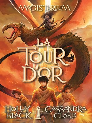 cover image of La tour d'or
