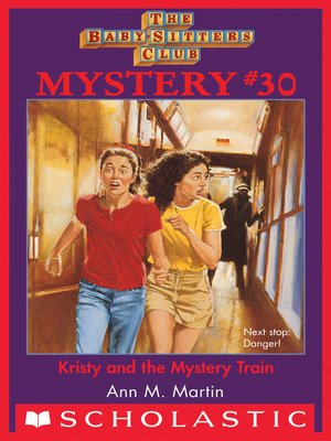 cover image of Kristy and the Mystery Train