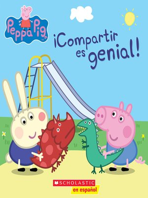 cover image of ¡Compartir es genial! (Learning to Share)