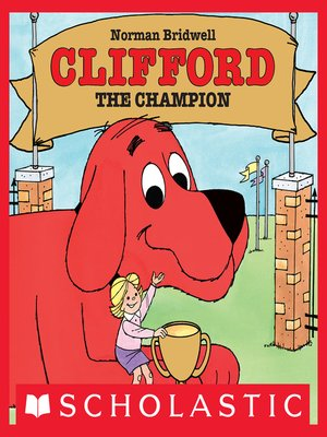 cover image of Clifford the Champion