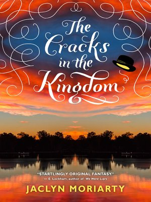 cover image of The Cracks in the Kingdom