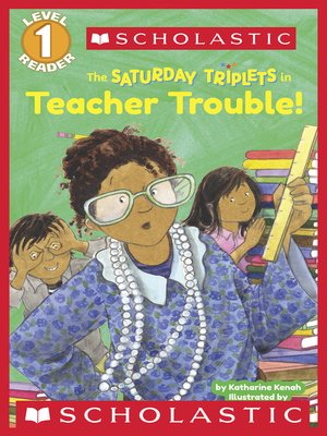 cover image of Teacher Trouble!