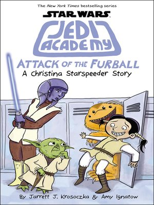 cover image of Star Wars: Jedi Academy, Issue 8