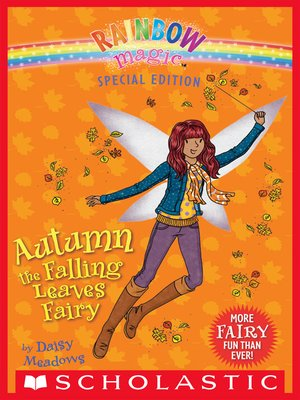 cover image of Autumn the Falling Leaves Fairy