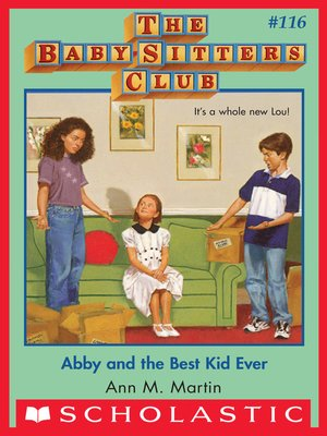 cover image of Abby and the Best Kid Ever