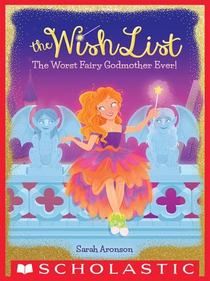cover image of The Worst Fairy Godmother Ever!