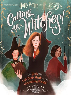 cover image of Calling All Witches!