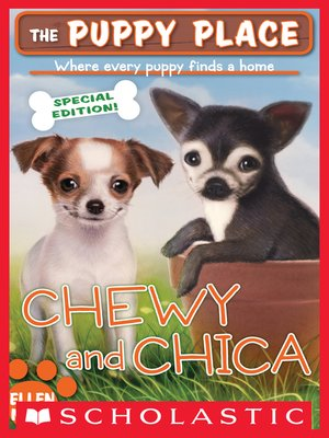 cover image of Chewy and Chica