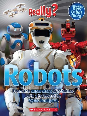 cover image of Really? Robots