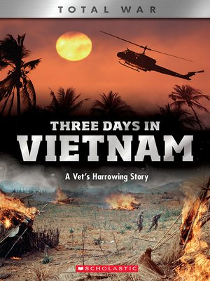 cover image of Three Days in Vietnam