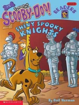 cover image of Shiny Spooky Knights
