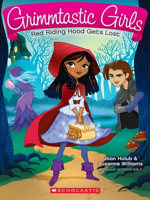 cover image of Red Riding Hood Gets Lost