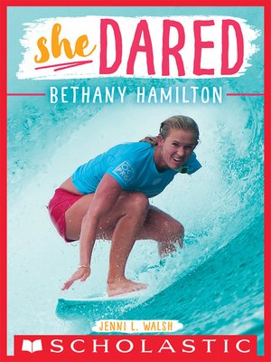 cover image of Bethany Hamilton