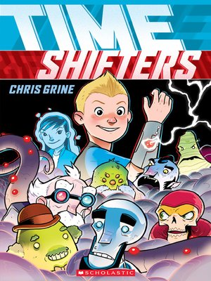 cover image of Time Shifters