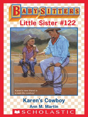 cover image of Karen's Cowboy