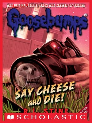 cover image of Say Cheese and Die!