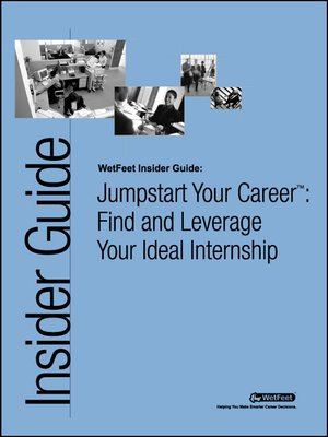 cover image of The Insider's Guide to Getting Your Ideal Internship