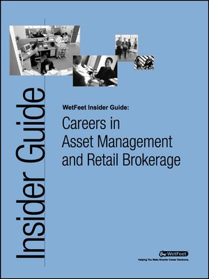 cover image of Careers in Asset Management and Retail Brokerage
